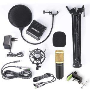 kit microfono nw-800, nw 800