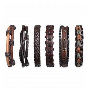 pulseras-cuero-hombre-artesanales
